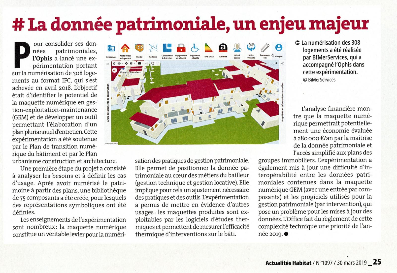 OPHIS_article_expérimentation_maquette_numérique_GEM